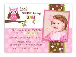 pink owl baby shower invitations custom owl birthday or baby shower invitation you print