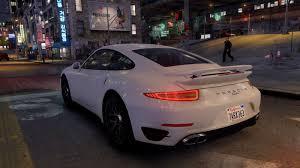 porsche 911 mods gta 4 2014 porsche 911 turbo epm mod gtainside com