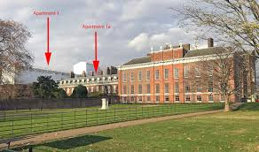 who lives in kensington palace prince harry meghan markle royal wedding the kensington palace 21