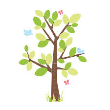 childrens wall decals tree color walls your house