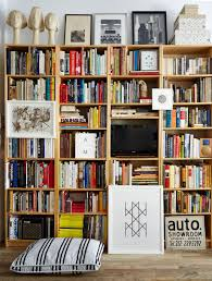 Small Billy Bookcase Small Space Solutions 17 Affordable Tips From A Nyc Creative