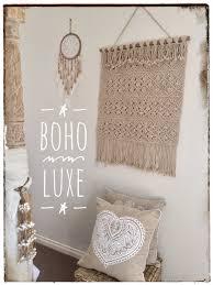 large macrame bohemian style wall hanging u2013 tropical interiors