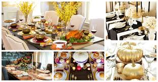Thanksgiving Table Centerpieces by 15 Great Thanksgiving Table Decorations You Can Draw Inspiration From