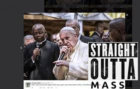 Memes Hip Hop - pope francis becomes a hip hop sensation