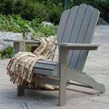 3 piece patio set 2 oak adirondack chairs and matching side table
