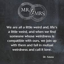 wedding quotes of the wedding quotes dr seuss classic quote about quote