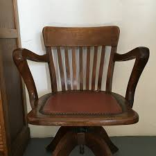 bureau americain fauteuil de bureau américain boutique brocante de la bruyère