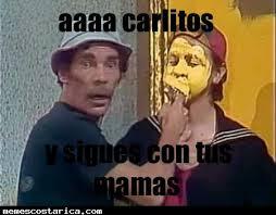 Carlos Meme - carlos memes costa rica