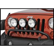 jeep light bar grill jeep parts light bars justjeeps store in toronto canada