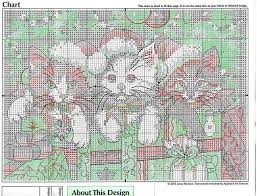 117 best cross stitch cats images on cat cross