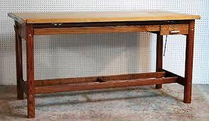 Keuffel Esser Drafting Table Vintage Keuffel Esser Co Solid Oak Maple Super Clean Drafting