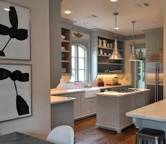 Gray Painted Kitchen Cabinets by Grey Green Kitchen Cabinets Bedroom And Living Room Image