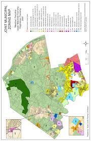 Zoning Map Newtown Area Zoning Jointure Pa Maps