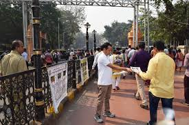 edf bureau wildlife bureau holds drive in mumbai to spread awareness about