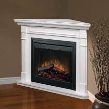 white corner fireplace mantel decorating corner fireplace mantel