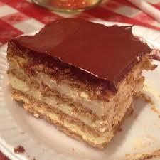 portillos eclair cake recipe food fast recipes