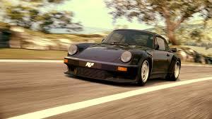 porsche blackbird 1986 ruf btr porsche 911 turbo by vertualissimo on deviantart