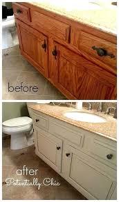 painted bathroom vanity ideas refinish bath vanity diy refinish bathroom vanity ibbc club
