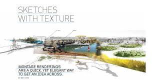 Landscape Architecture Magazine by Landscape Architecture Magazine U0027s Article Sketches With Texture