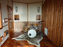 Audimute Curtains by Drum Music Room Sound Proof Walls A Must No Place Like