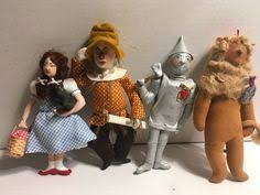 gladys boalt ornament auntie em wizard of oz figure handmade