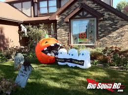 halloween lawn decorations