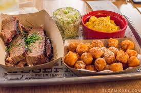 review the polite pig at disney springs blog mickey