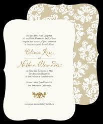 exles of wedding programs delightful sle wedding invitations 5 wedding invitation