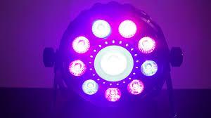 chauvet dj fxarray q5 effect light chauvet fxpar 9 effect light youtube