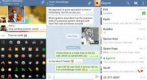 telegram for android telegram for android 1 5 0 now available for