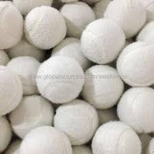white tennis balls oem orders are welcome global sources