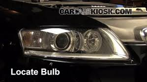 What Are Drl Lights Drl Replacement 2005 2011 Audi A6 2008 Audi A6 3 2l V6