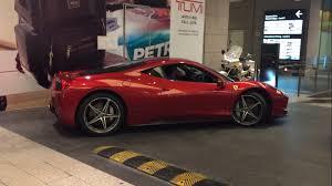 Ferrari California Body Kit - dark red ferrari 458 italia w loud exhaust u0026 carbon bodykit youtube