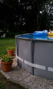Landscaping Around Pool Landscaping Around Base Of Intex Ultra Frame Pools Page 2