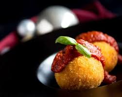 cuisine sicilienne arancini arancini à la sicilienne à la carotte