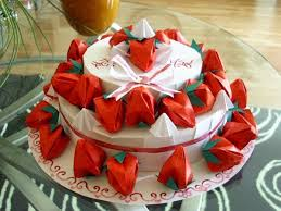 Strawberry Decorations 50 Extraordinary Beautiful Diy Paper Decoration Ideas U2013 Page 6