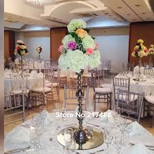 Wedding Centerpiece Stands by Online Get Cheap Vases For Wedding Centerpieces Wholesale