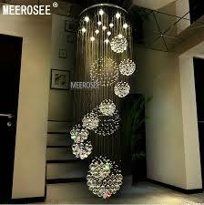 Spiral Pendant Ceiling Light Modern Chandelier Lighting Fixture Light Lustre