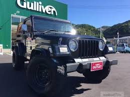 jeep rubicon 2000 used jeep wrangler 2000 for sale stock tradecarview 21052994