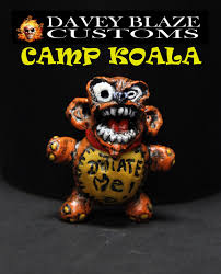 canap kaola tank custom figures camp koala by daveyblazecustoms on