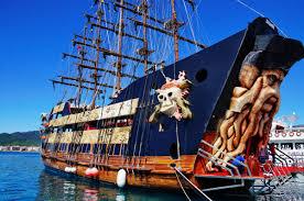 pirate ship on the turkish coast u2013 marmaris turkey