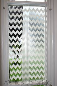Front Door Window Curtain 6 Diy Window Treatments Rent Com Blog