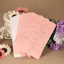 Cheap Party Invitation Cards Online Get Cheap Floral Wedding Invitations Aliexpress Com