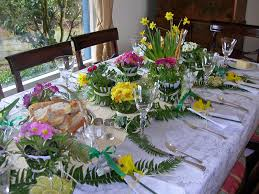 Spring Table Settings Beach Theme Table Decorations An Inspired Kitchen