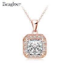 aliexpress buy beagloer new arrival ring gold aliexpress buy beagloer new necklaces pendants gold