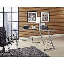 Computer Desk Sears Modern Desks U0026 Hutches L Shaped Or Corner Desk Sears