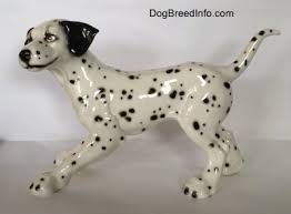 collectable vintage dalmatian dogs