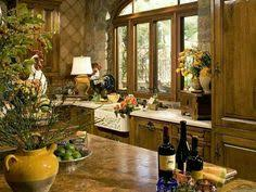 Tuscan Kitchen Design Ideas by Tuscan Kitchen Design Absolutely Gorgeous But I Don U0027t Know Who In