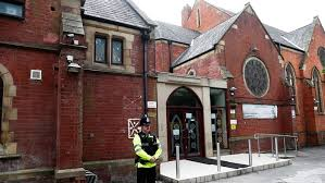 The Manchester Foyer Manchester Bombing Salman Abedi Bomber Mosque Rolling Stone