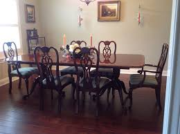 Thomasville Dining Room Table And Chairs by Dining Room Table And Chairs Dining Room Decor Ideas And